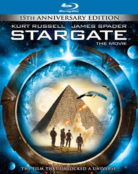 Blu-ray: Stargate 15th Anniv.