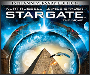 Blu-ray: Stargate 15th Anniv.