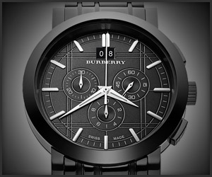 Burberry E.L. Watch