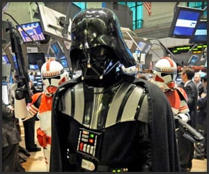 Video: Darth Vader x NYSE