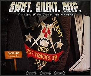 DVD: Swift. Silent. Deep.