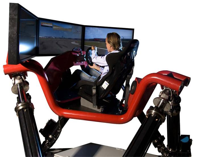 Hexatech F1 Sim
