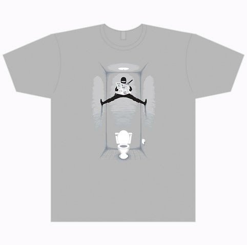 We Strike After Lunch Tee