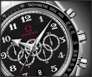 Olympic Speedmaster Watch