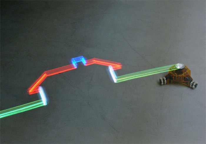 Lightdrawing Robot