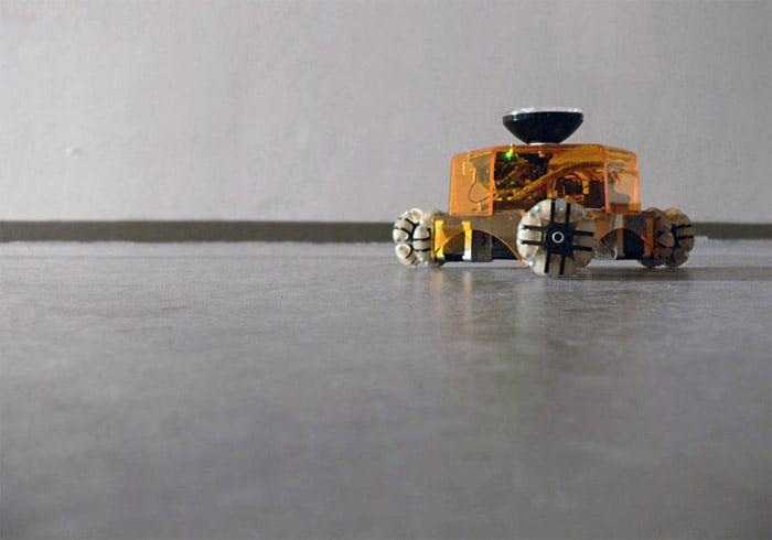 Lightdrawing Robot