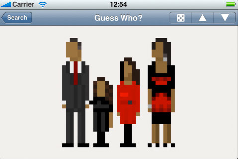 iPhone App: Minipops