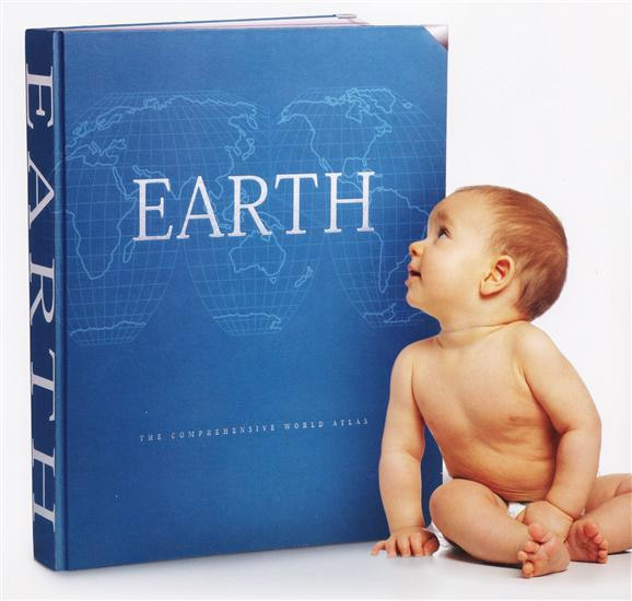 The Earth Atlas (Book)