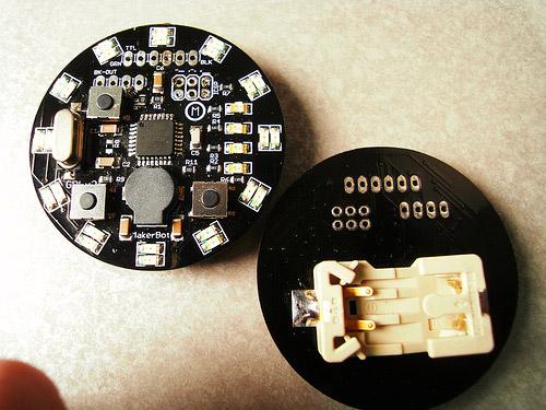 DIY: Makerbot Watch