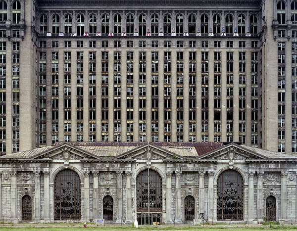 Photos: Abandoned Detroit