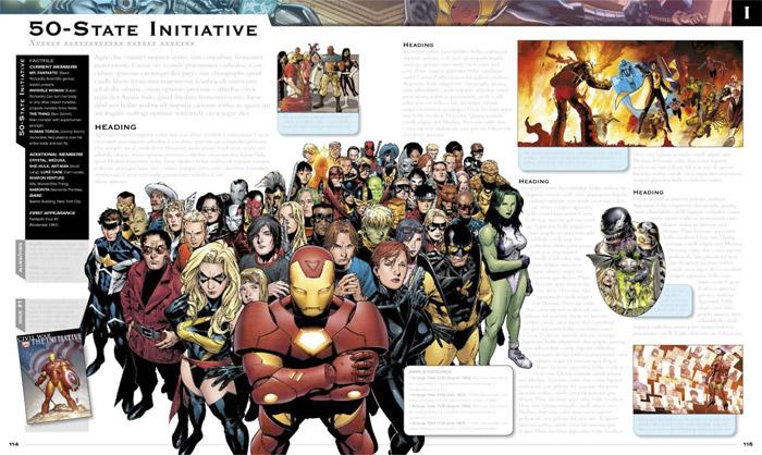 The Marvel Encyclopedia (Book)