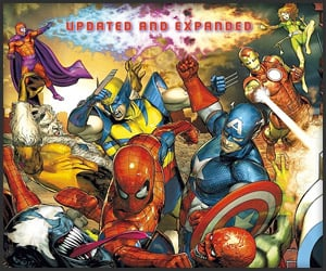 The Marvel Encyclopedia (Book)