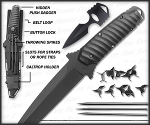 Ninja Tanto Battle Package