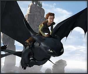 Trailer 2: Train Your Dragon