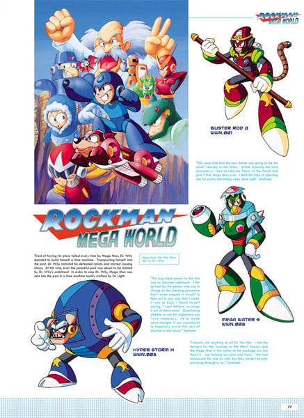 Mega Man: Complete Works
