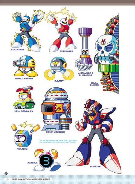 Mega Man: Complete Works