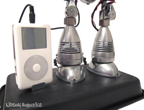 Speaker Bot