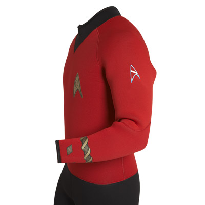 Star Trek Wetsuits