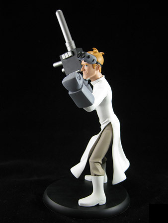 Maquette: Dr. Horrible