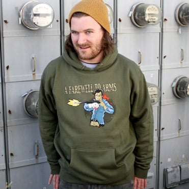 Farewell to Arms Hoodie