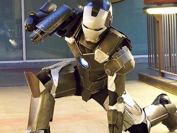 War Machine Costume