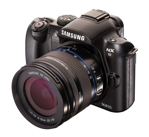 Samsung NX10 Camera