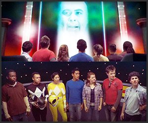 Zordon is a Racist
