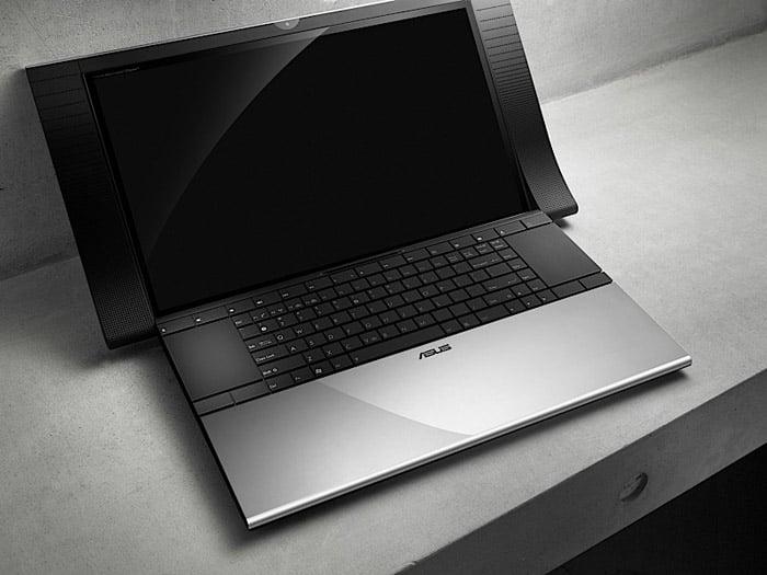 Asus NX90 Laptop