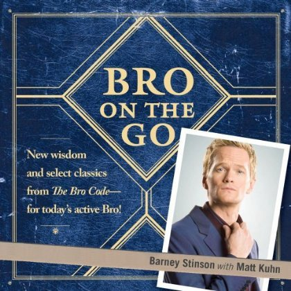 Bro on the Go (Book)
