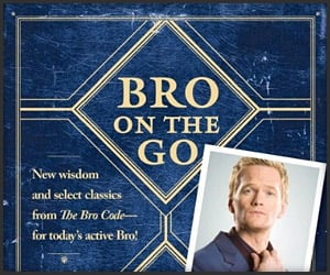 Bro on the Go (Book)