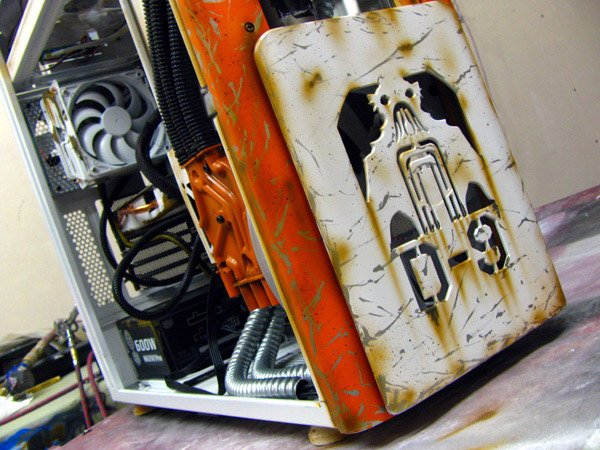 Case Mod: District 9
