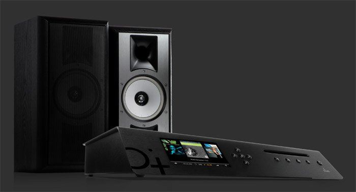 Olive+THIEL HD Music System