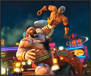 Features: Super Street Fighter IV