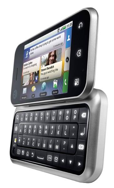 Motorola Backflip Cellphone