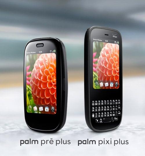 Palm Pre Plus/Pixi Plus