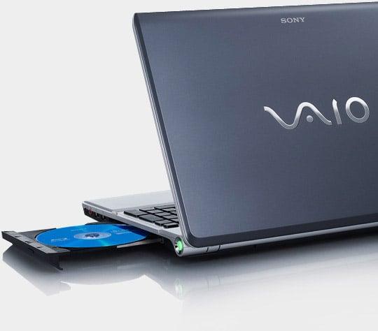 Sony Vaio F Laptop