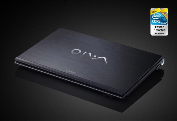 Sony Vaio Z Laptop