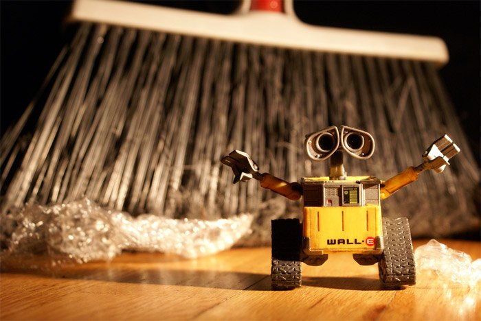 Photos: Wall-E 365