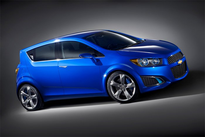 Concept: Chevy Aveo RS
