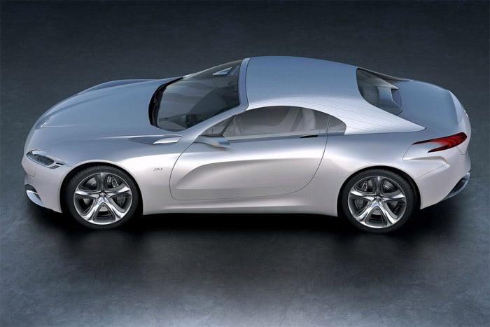 Concept: Peugeot SR1