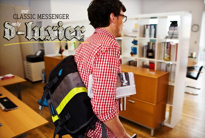 Timbuk2 D-Lux Messenger