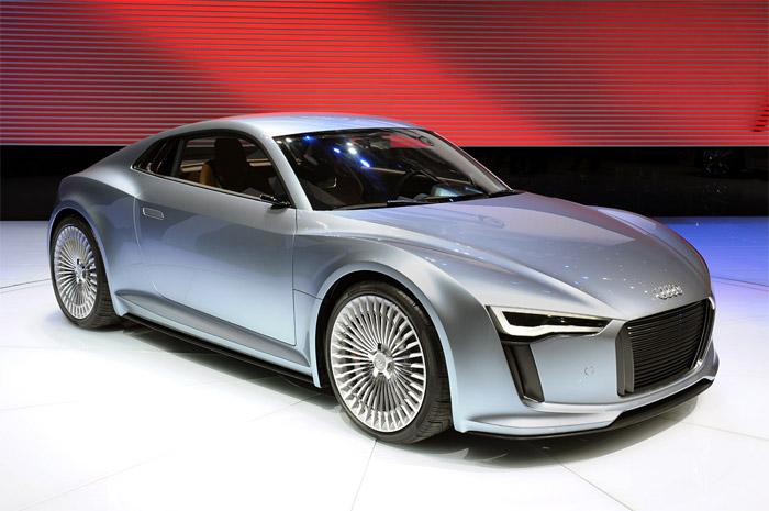 Audi E-Tron V2