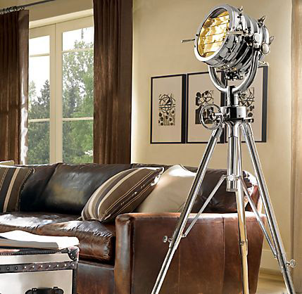 Sealight Floor Lamp