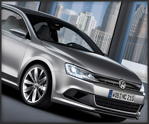 VW Compact Coupe Concept