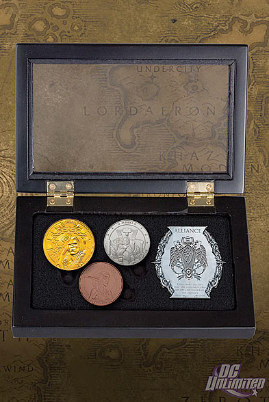 WoW Collectible Coins