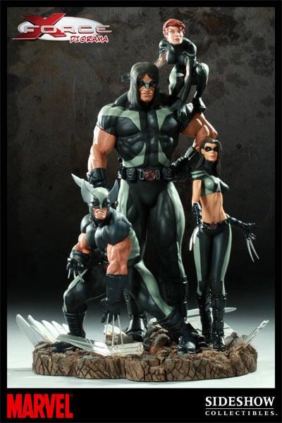 Diorama: X-Force