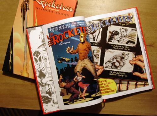 Rocketeer: Deluxe Complete Ed.