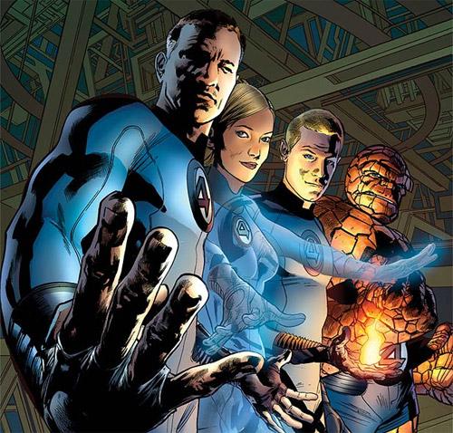 Fantastic Four Omnibus