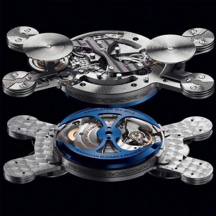 HM2 Sapphire & Titanium
