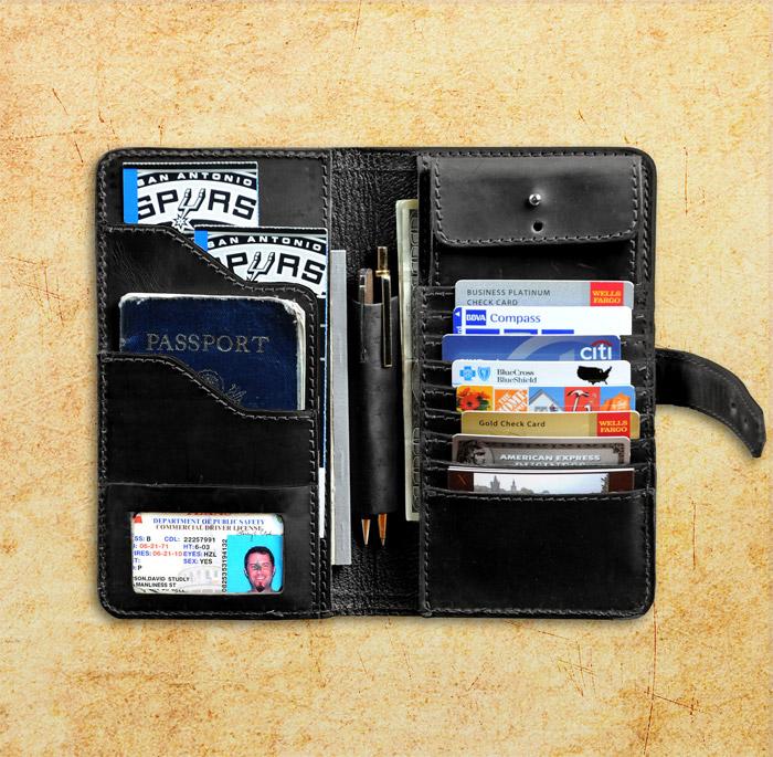 Saddleback Big Wallet